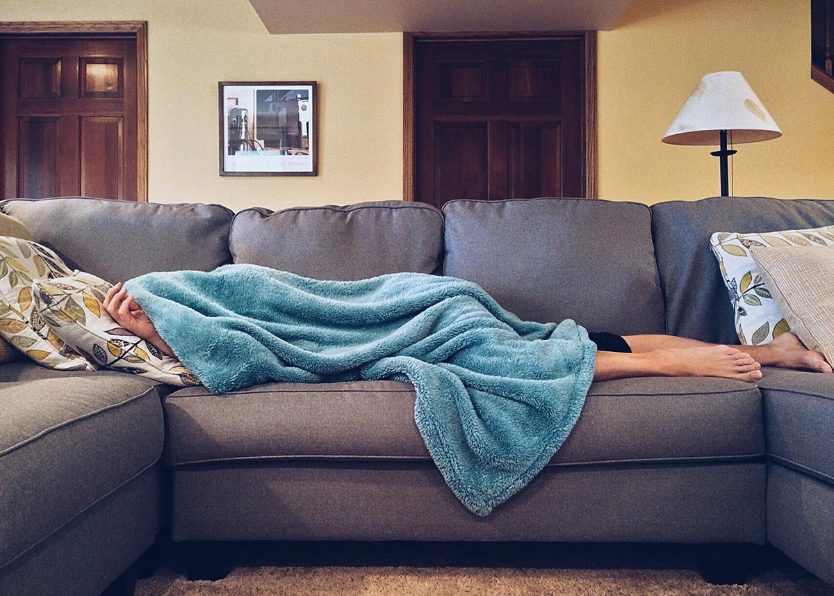 Avoid the Couch Potato Syndrome
