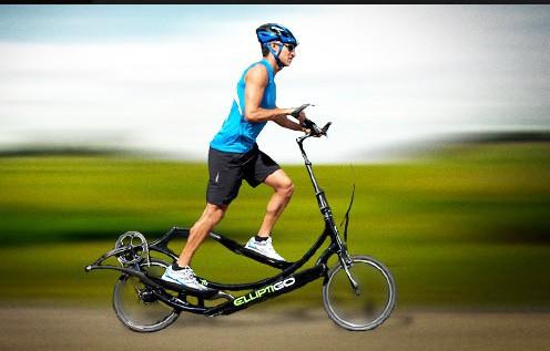 Mit dem Elliptigo Bike 5000 KM unterwegs