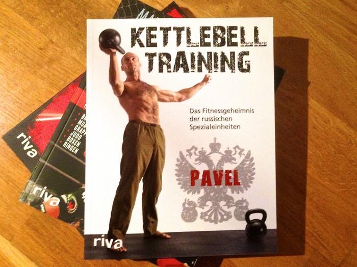 Buchbesprechung: Kettlebell Training von Pavel