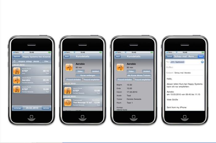 Hec-iApp - Das i des Kolumbus  von Hector Systemsoftware