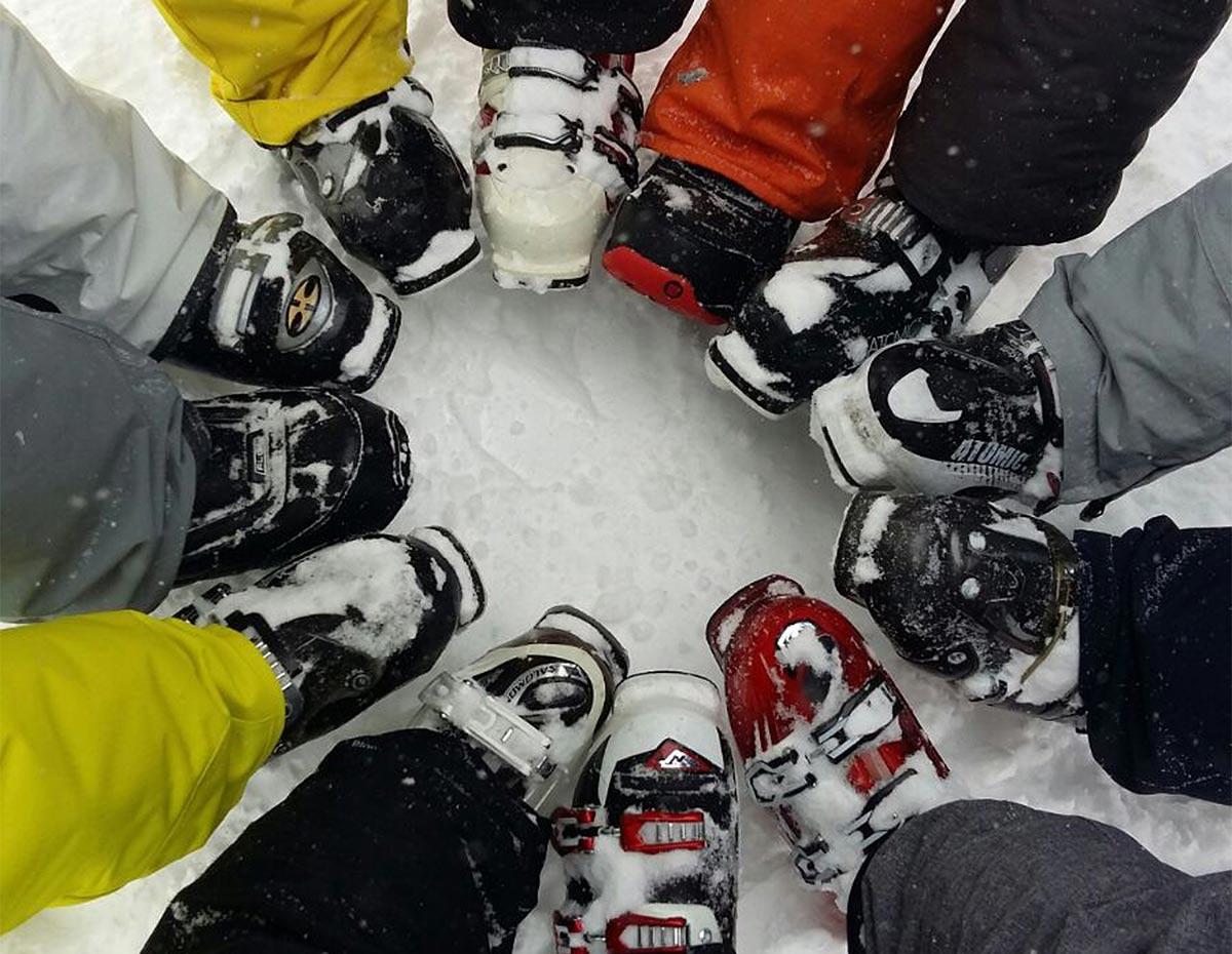Skischuh: Für die Füße nur das Beste!