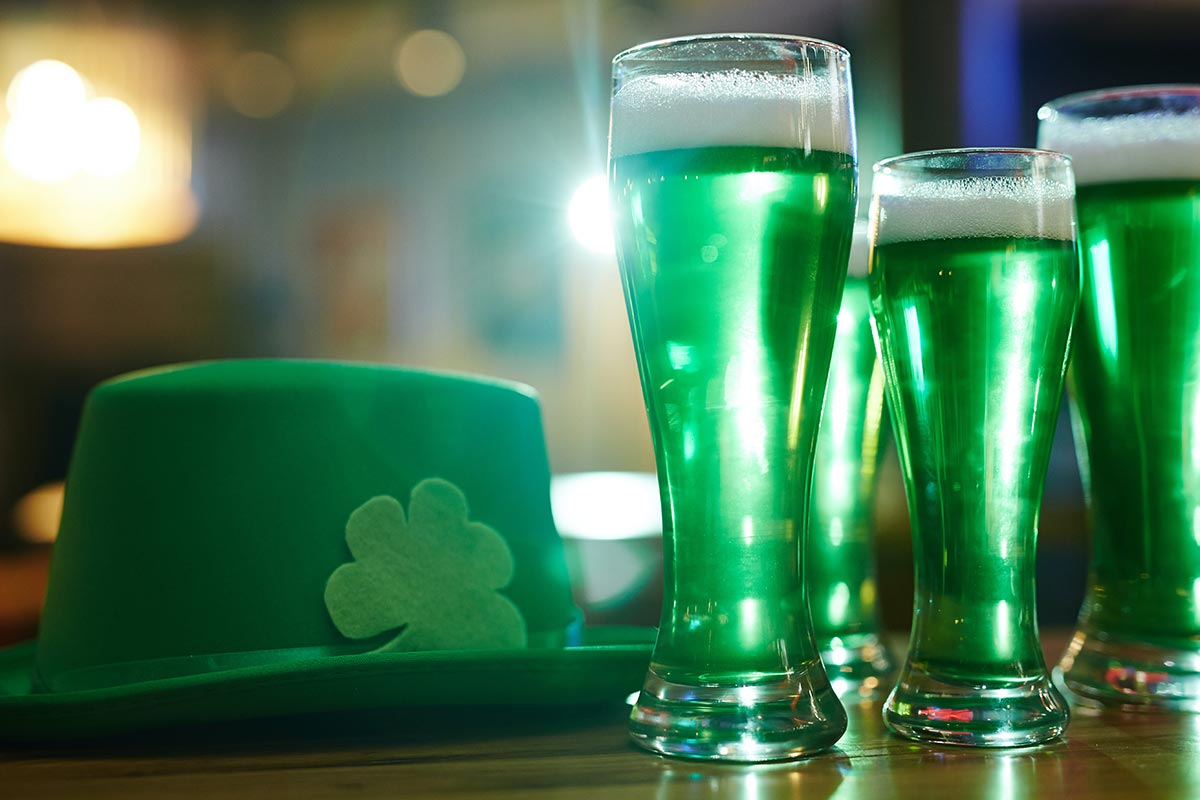 6 Mean, Green Drink Recipes for St. Patrick's Day