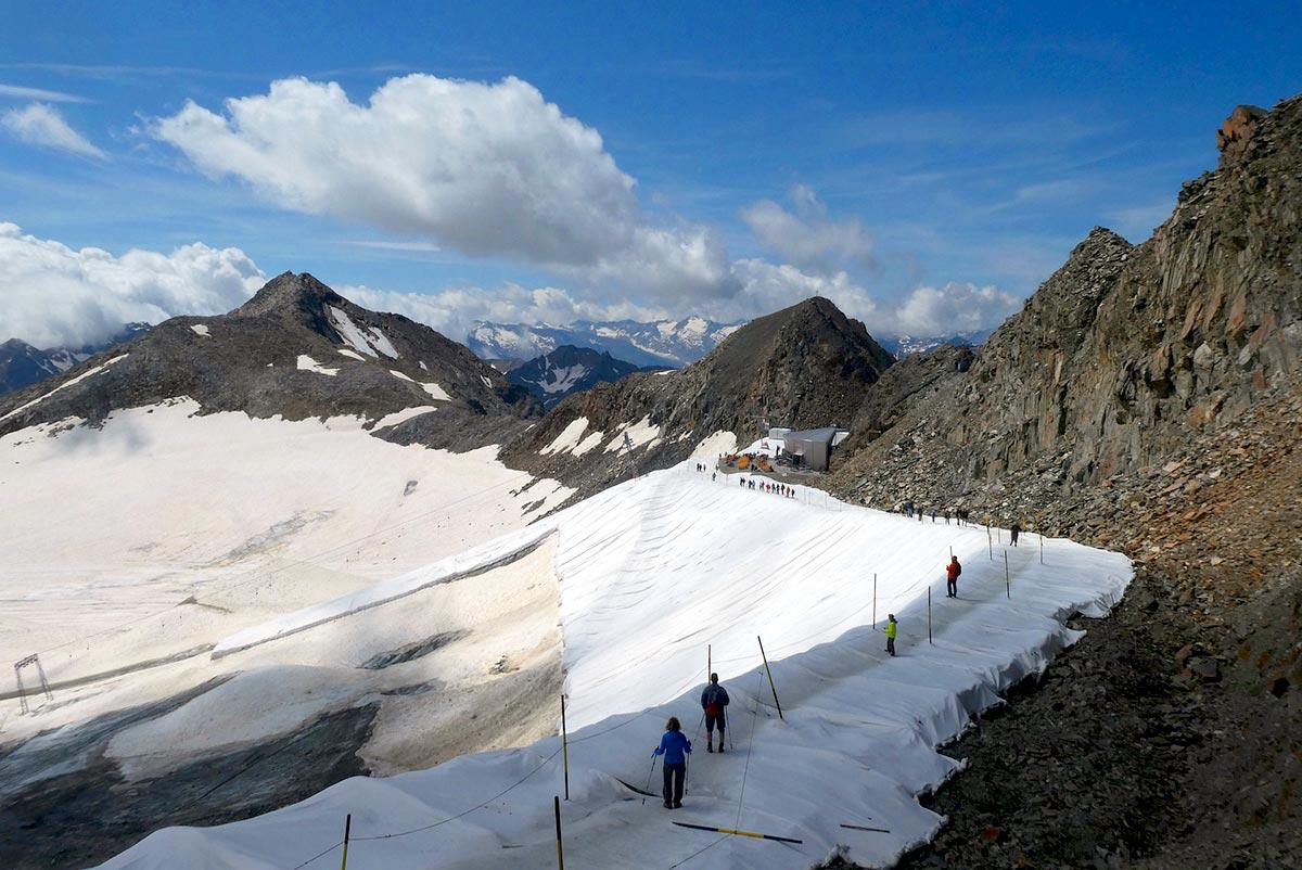 Zum Ski nach Österreich ins Stubaital