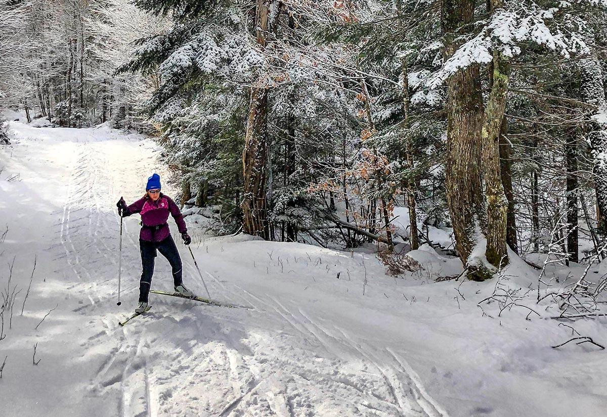 Skilanglauf liegt im Trend