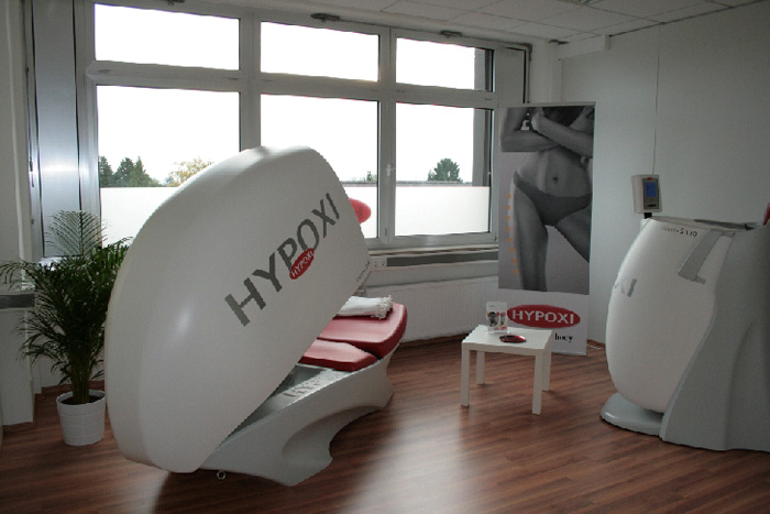 Neue HYPOXI-Studios  in Deutschland