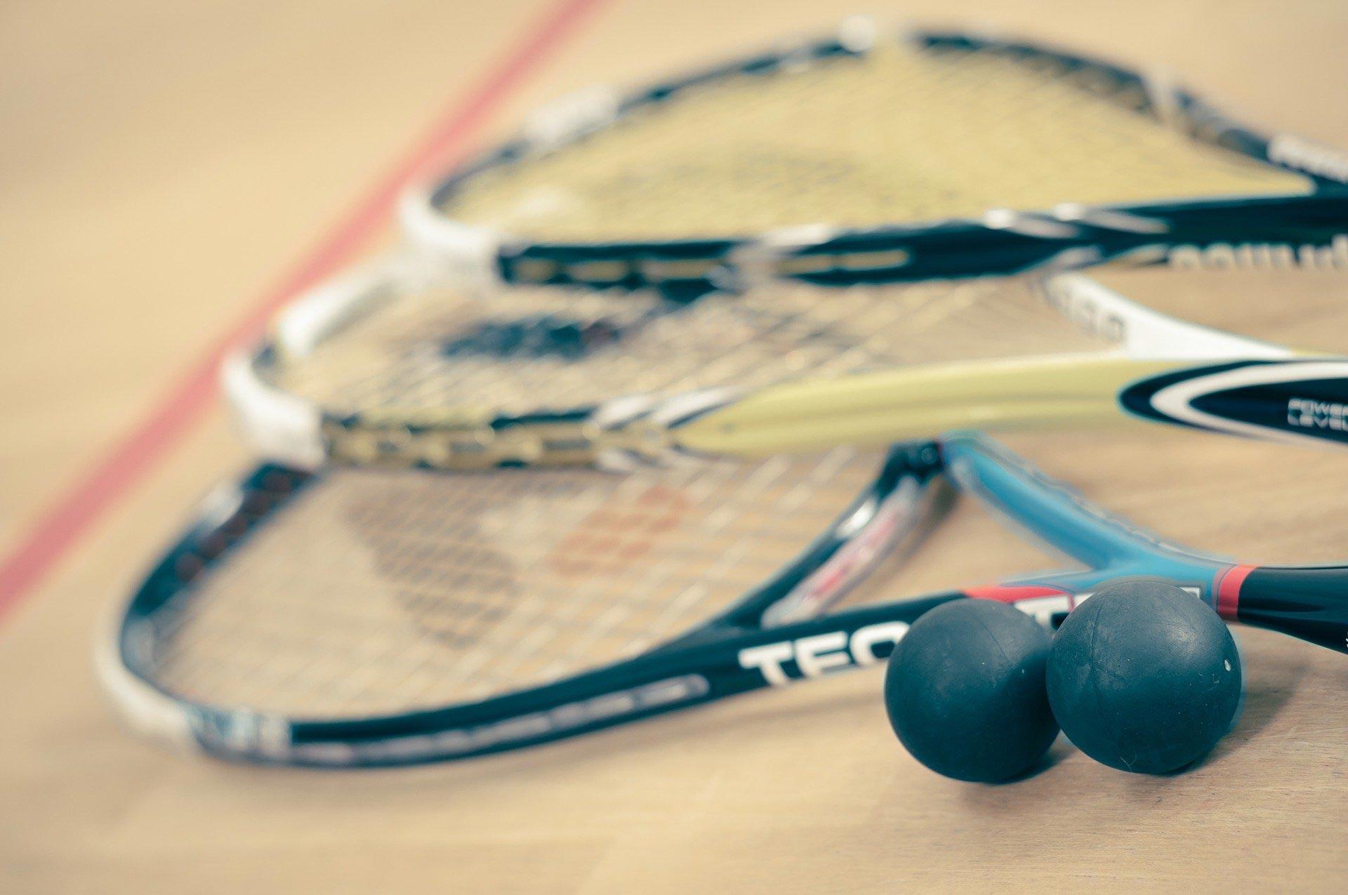Squash – wenn wahre Fitness zuschlägt!