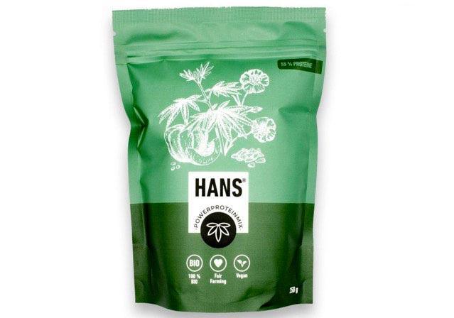 HANS Proteinpulver: Fitness gesund und natürlich!