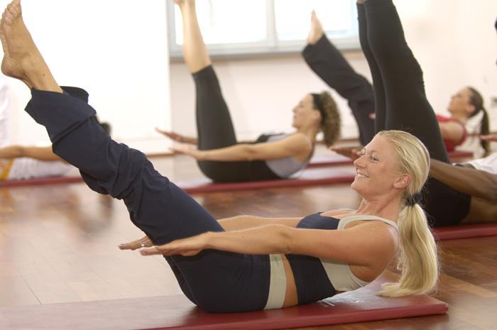 Der neue Fitness Kursplan bei Holmes Place