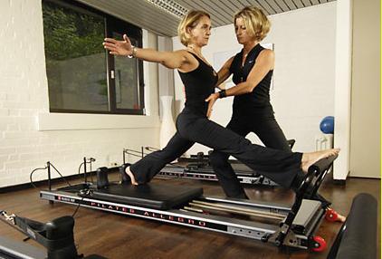 Pilates in Meerbusch: Findyourself!
