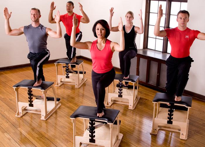 Der Pilates EXO Chair