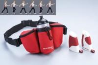 Pro-X Walker:  Oberkörper-Training beim Walken