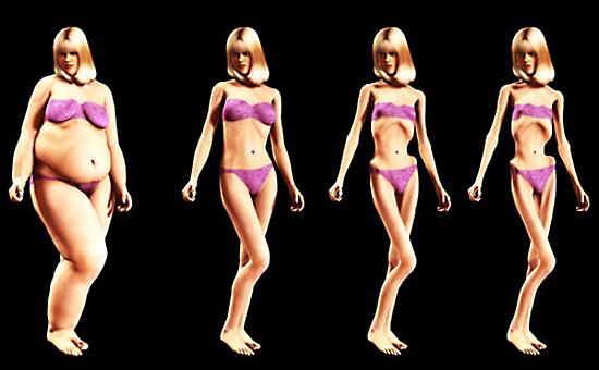 La anorexia: los síntomas y las consecuencias de los transtornos en la alteración de la conducta alimentaria