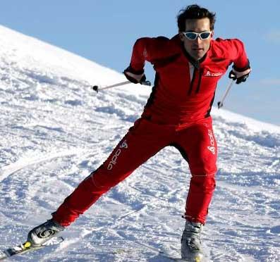 El esquí de fondo se ha vuelto muy popular