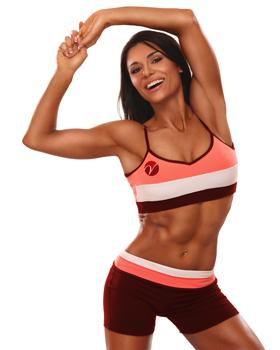 Inspiración fitness: Vanda Haderean