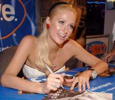 Stars y fitness: cómo Paris Hilton puede mantenerse en forma en el bote...