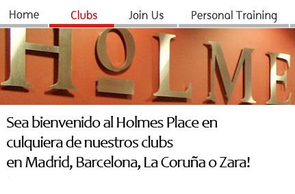 Holmes Place Health Clubs ofrece un asesoramiento completo