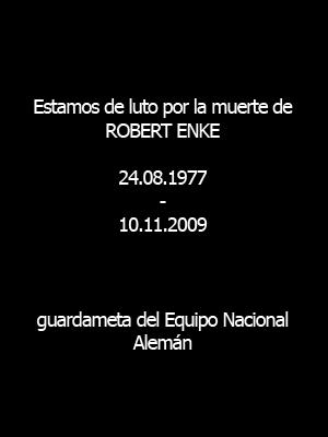 Robert Enke: El deceso de un deportista profesional