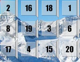 Calendario de Adviento de Fitness.com