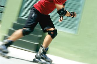 Así de fácil es Inline-skating