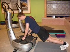 Power-Plate: un entrenamiento alternativo para mejorar la condición física