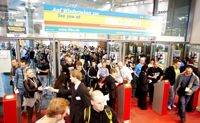 FIBO 2011 - Die größte Fitnessmesse der Welt