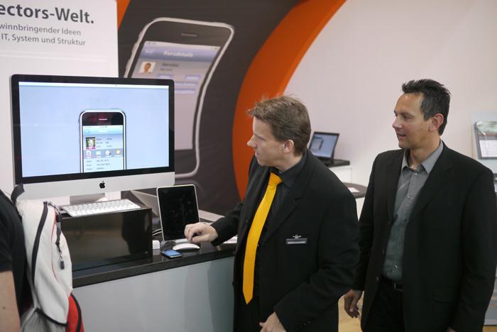 Wie das erste iPad in die deutsche Fitnessbranche kam