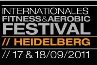 Internationale Fitness und Aerobic Festival 2011 in Heidelberg der IFAA