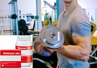 Tipp: Wobenzym plus gegen Muskelkater