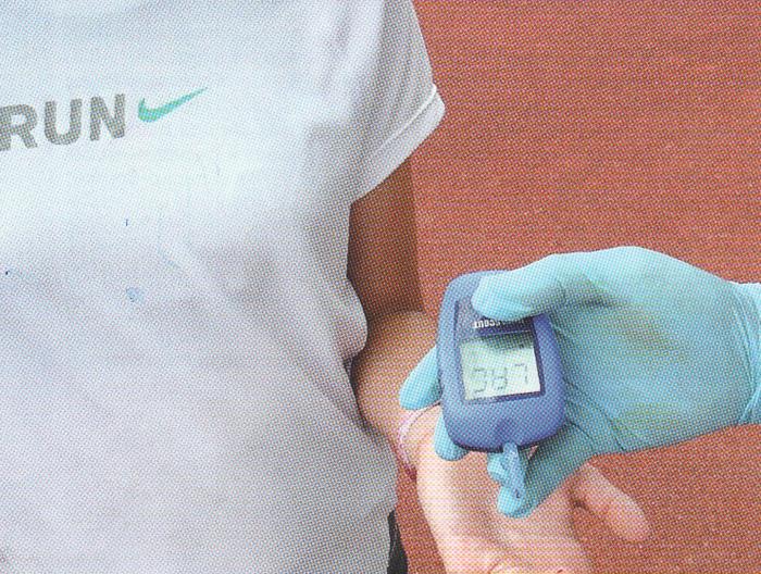 Diagnostik im Training