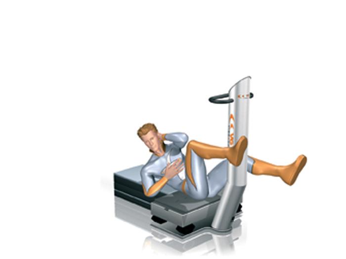 Vibrationstraining und Pilates