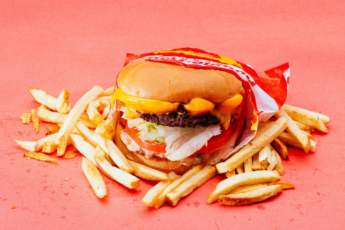 Lessening the Harmfulness of Fast Food