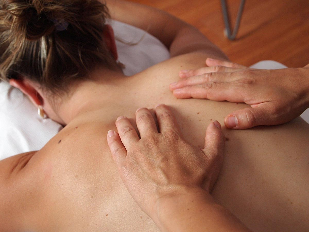 Can massage help you be more fit?