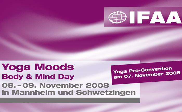Yoga Moods am 8. Nov. und 9. November 2008