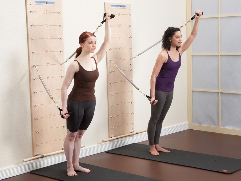 Push-Through Bar Kit für Pilates Springboard - 3
