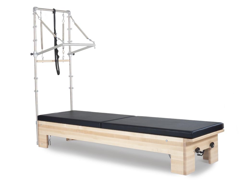 Pilates Studio Reformer Half Trapeze Combination - 1