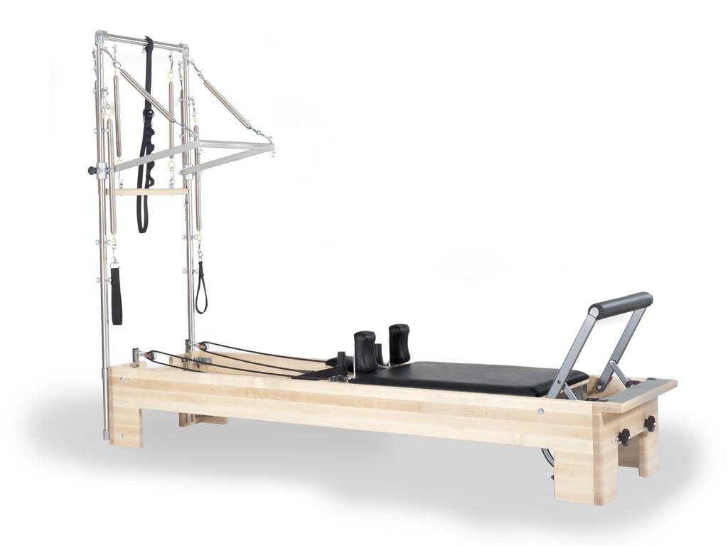 Pilates Studio Reformer Half Trapeze Combination