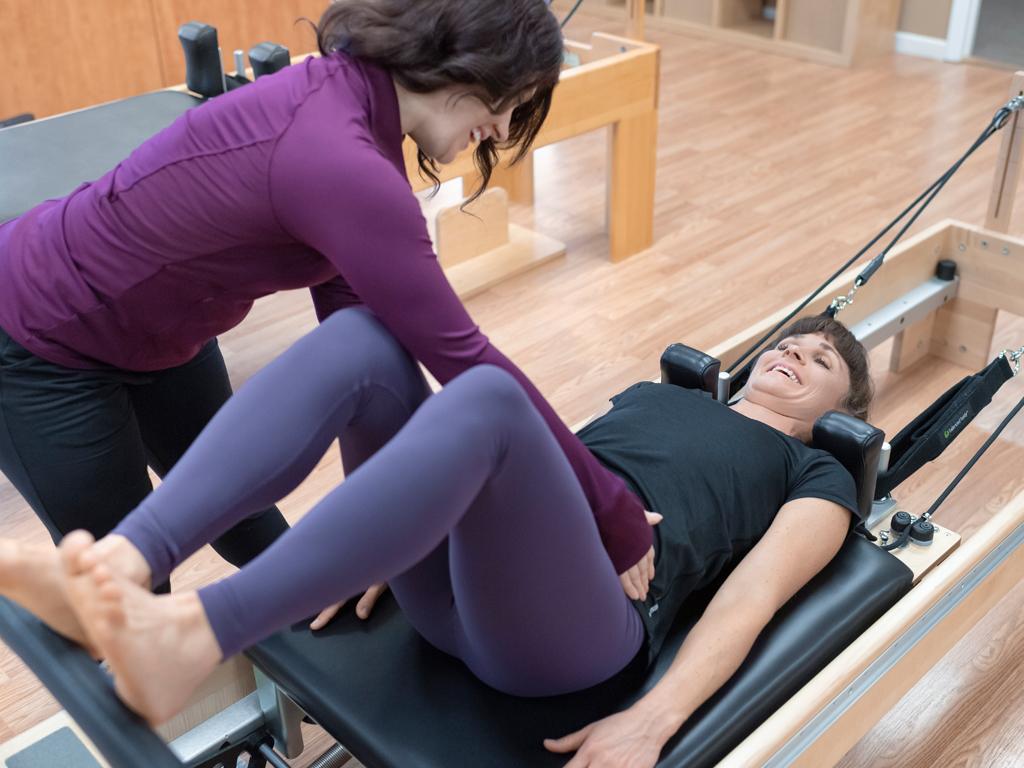 Pilates Clinical Reformer® für den Rehabereich - 2