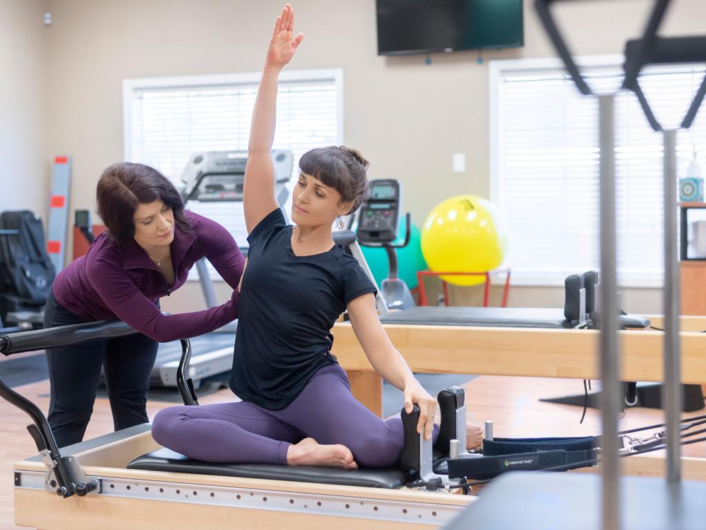 Pilates Clinical Reformer® für den Rehabereich - 3