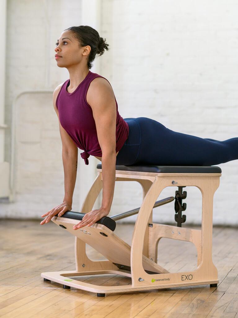 Pilates EXO Chair mit Single Pedal - 3