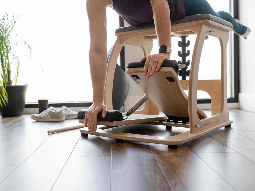 Pilates EXO Chair mit Split Pedal - 2
