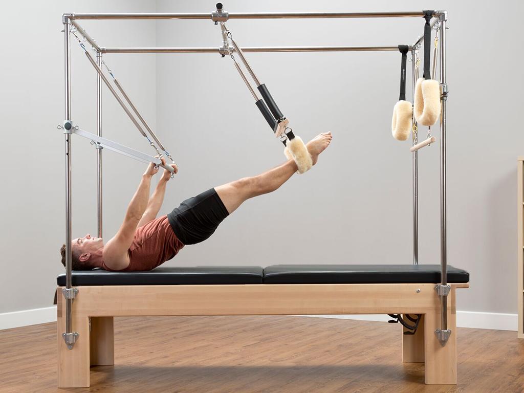 Pilates Reformer/Trapeze Combination® - 1