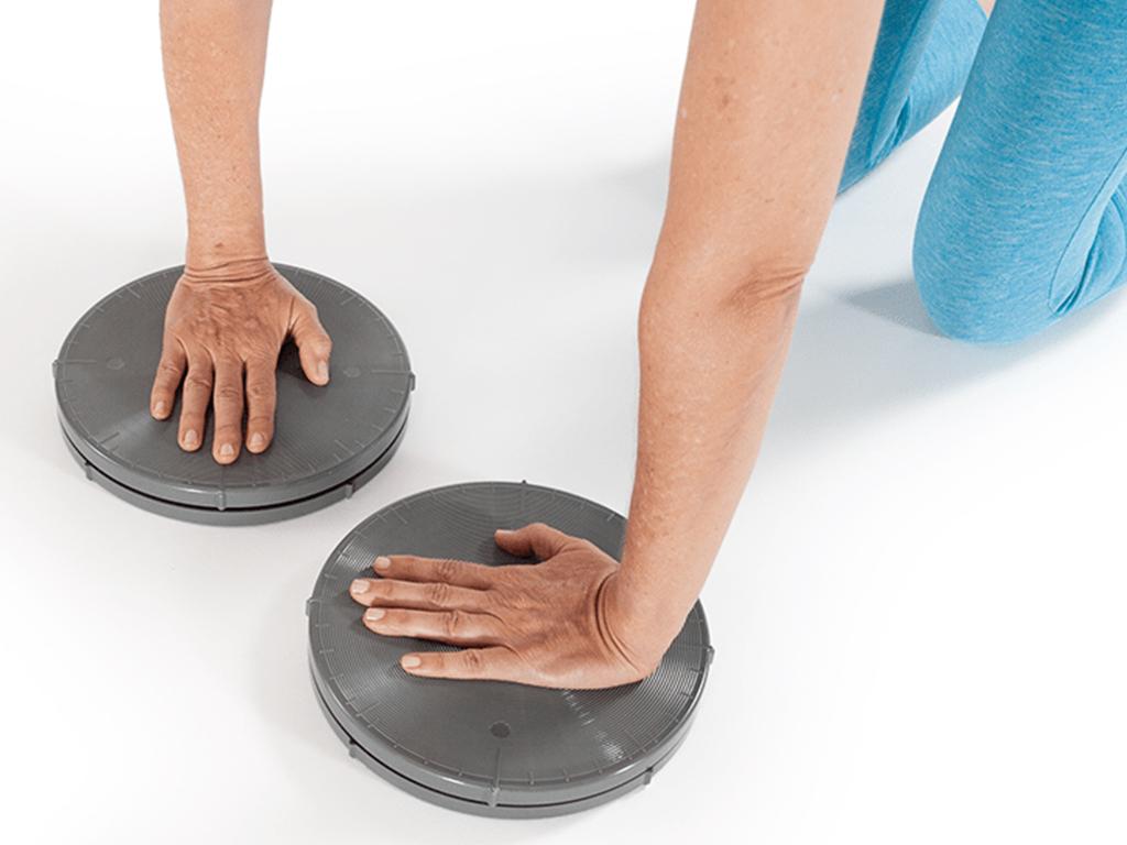 Precision Rotator Disc ohne Widerstand