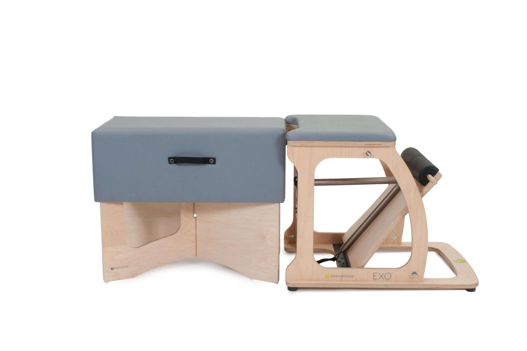 Sitting Box Riser Short für Exo Chair - 2