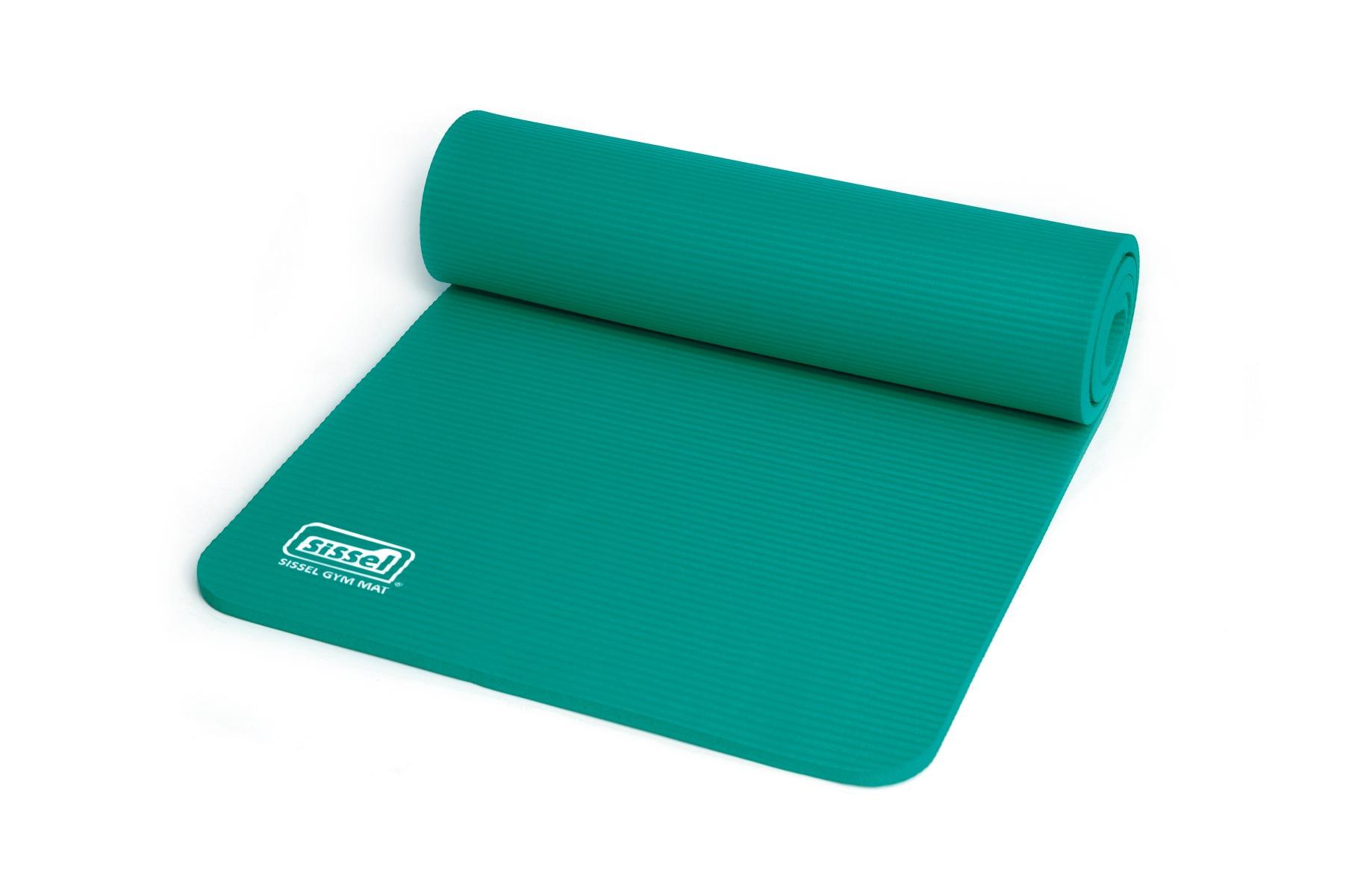 SISSEL® Gym Mat 1.5 cm grün