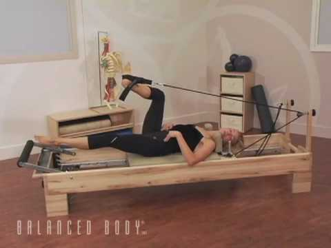 Pilates Balanced Body® Studio Reformer - 3