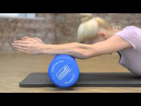 SISSEL Stay@home Trainingskit, medium, blau - 5