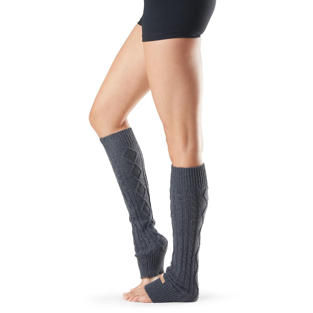 Beinstulpen ToeSox Leg Warmers Knee High - 1