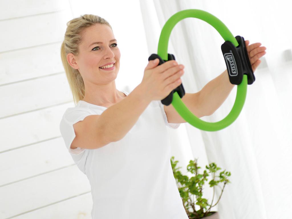 Pilatesring  SISSEL® Pilates Circle Compact - 1