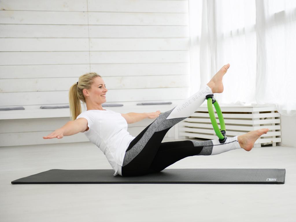 Pilatesring  SISSEL® Pilates Circle Compact - 3
