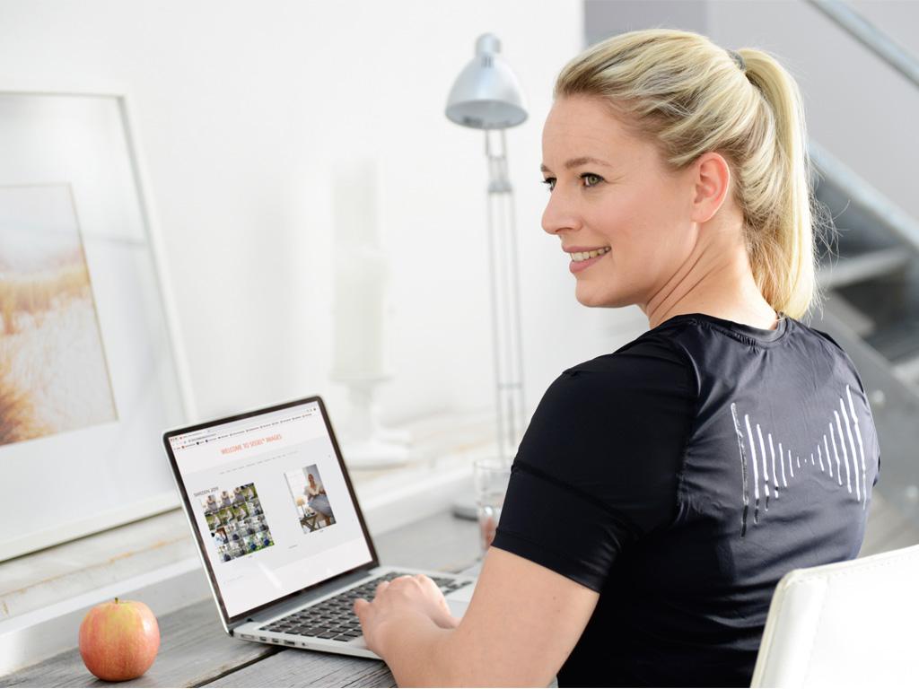 SISSEL® Posture Shirt Damen - 1